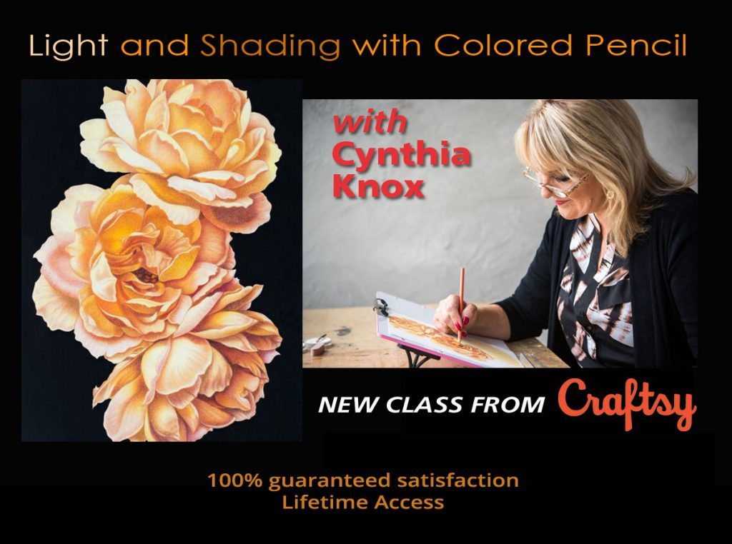 Light and Shading with Cynthia Knox