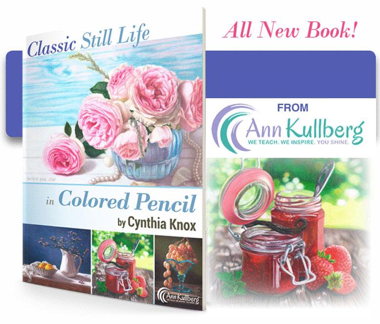 Classic Still Life Book - Kullberg