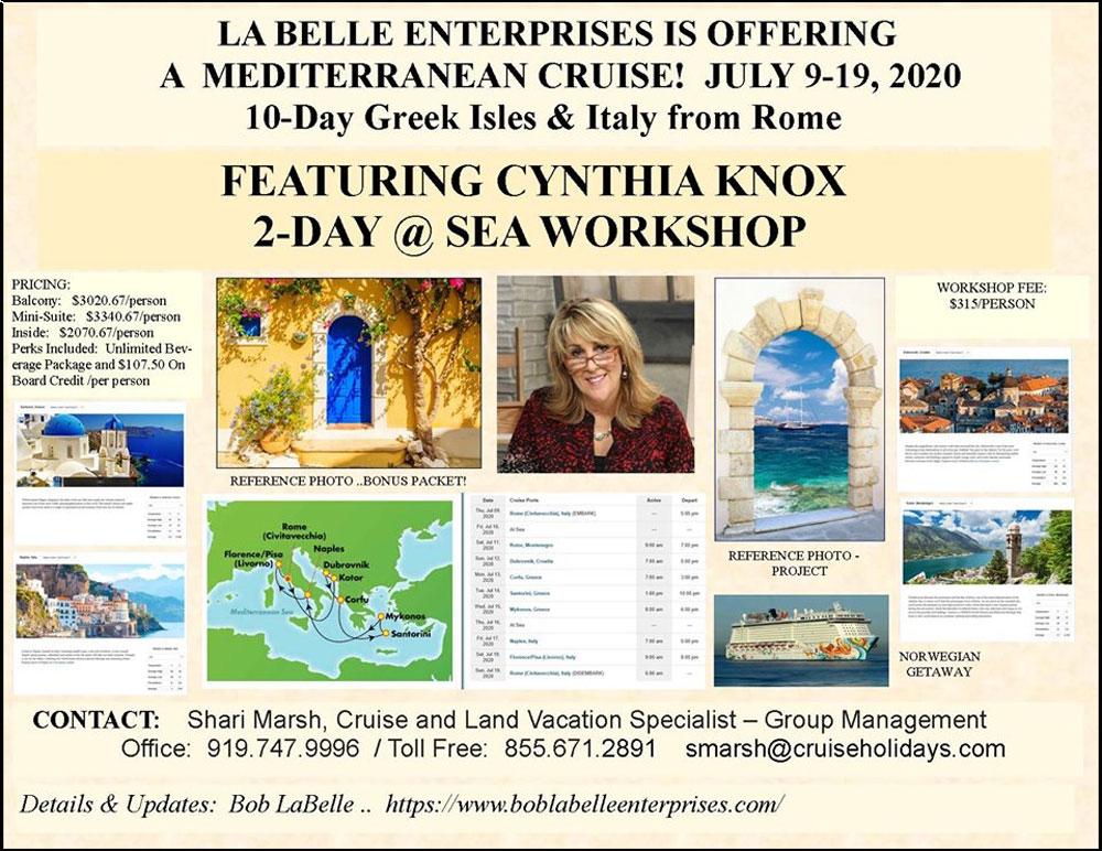 Knox Mediterranean Workshop