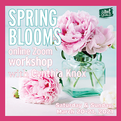Spring Blooms Workshop cover