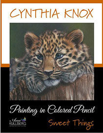 Book Cover with Tiger Cub